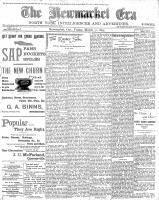 Newmarket Era (Newmarket, ON1861), March 31, 1899