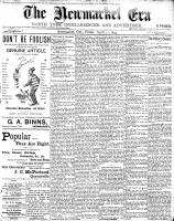 Newmarket Era (Newmarket, ON1861), April 21, 1899