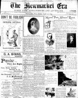 Newmarket Era (Newmarket, ON1861), April 28, 1899