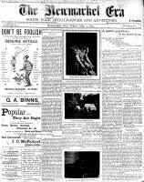 Newmarket Era (Newmarket, ON1861), May 5, 1899