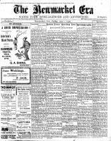 Newmarket Era (Newmarket, ON1861), June 1, 1900