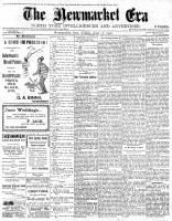 Newmarket Era (Newmarket, ON1861), June 15, 1900