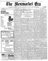 Newmarket Era (Newmarket, ON1861), October 5, 1900
