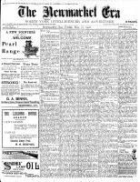 Newmarket Era (Newmarket, ON1861), November 16, 1900