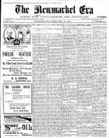 Newmarket Era (Newmarket, ON1861), November 30, 1900