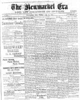 Newmarket Era (Newmarket, ON), August 29, 1902