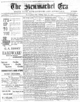 Newmarket Era (Newmarket, ON), September 26, 1902