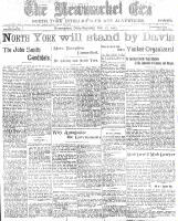 Newmarket Era (Newmarket, ON), February 17, 1903