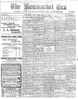 Newmarket Era (Newmarket, ON), February 27, 1903