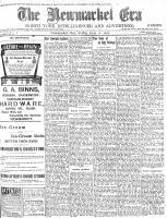 Newmarket Era (Newmarket, ON1861), June 12, 1903