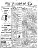 Newmarket Era (Newmarket, ON1861), July 10, 1903