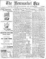 Newmarket Era (Newmarket, ON1861), August 28, 1903