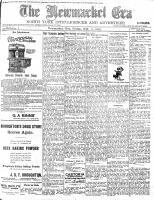 Newmarket Era (Newmarket, ON1861), September 11, 1903