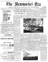 Newmarket Era (Newmarket, ON1861), October 16, 1903
