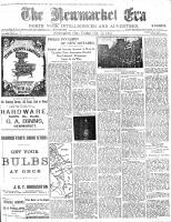 Newmarket Era (Newmarket, ON1861), October 23, 1903