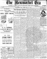 Newmarket Era (Newmarket, ON1861), February 19, 1904