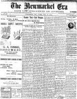 Newmarket Era (Newmarket, ON1861), February 26, 1904