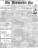Newmarket Era (Newmarket, ON1861), March 25, 1904
