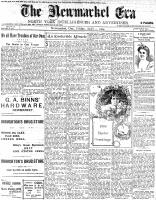 Newmarket Era (Newmarket, ON1861), April 1, 1904