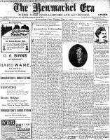 Newmarket Era (Newmarket, ON1861), May 6, 1904