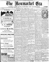 Newmarket Era (Newmarket, ON1861), May 13, 1904