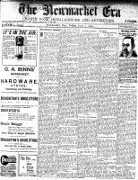 Newmarket Era (Newmarket, ON1861), June 3, 1904