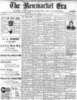 Newmarket Era (Newmarket, ON1861), June 10, 1904
