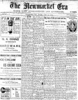 Newmarket Era (Newmarket, ON1861), June 24, 1904