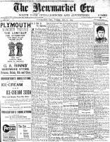 Newmarket Era (Newmarket, ON1861), July 8, 1904