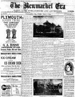 Newmarket Era (Newmarket, ON1861), August 5, 1904