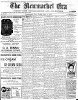 Newmarket Era (Newmarket, ON1861), September 2, 1904