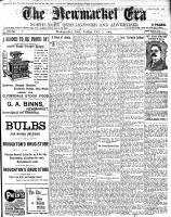 Newmarket Era (Newmarket, ON1861), October 7, 1904