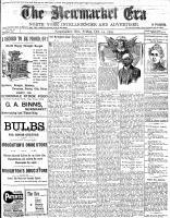 Newmarket Era (Newmarket, ON1861), October 14, 1904