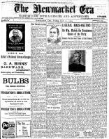 Newmarket Era (Newmarket, ON1861), October 21, 1904