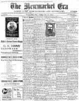 Newmarket Era (Newmarket, ON1861), October 28, 1904