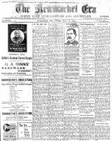 Newmarket Era (Newmarket, ON1861), November 18, 1904
