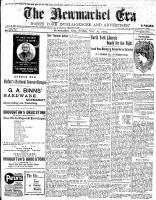 Newmarket Era (Newmarket, ON1861), November 25, 1904