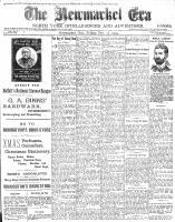 Newmarket Era (Newmarket, ON1861), December 16, 1904