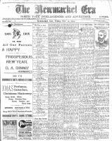 Newmarket Era (Newmarket, ON1861), December 30, 1904