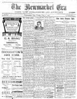 Newmarket Era (Newmarket, ON1861), June 9, 1905