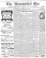 Newmarket Era (Newmarket, ON1861), June 16, 1905