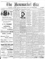 Newmarket Era (Newmarket, ON1861), June 30, 1905