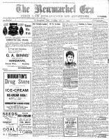 Newmarket Era (Newmarket, ON1861), July 7, 1905