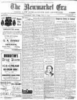 Newmarket Era (Newmarket, ON1861), July 21, 1905