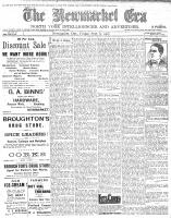 Newmarket Era (Newmarket, ON1861), September 8, 1905