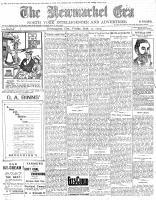 Newmarket Era (Newmarket, ON1861), September 22, 1905