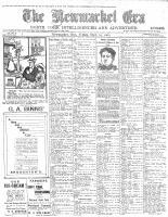 Newmarket Era (Newmarket, ON1861), September 29, 1905