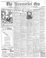 Newmarket Era (Newmarket, ON1861), October 6, 1905