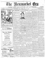 Newmarket Era (Newmarket, ON1861), October 13, 1905