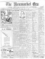 Newmarket Era (Newmarket, ON1861), October 20, 1905